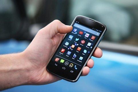 smartphone as a marketing tool