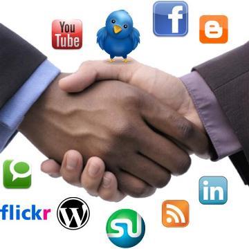 social media and customers