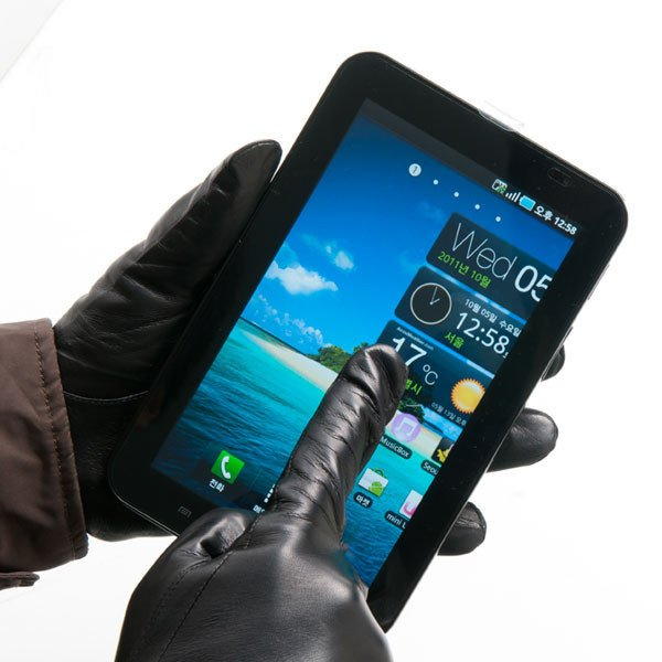 touchscreen enabled gloves