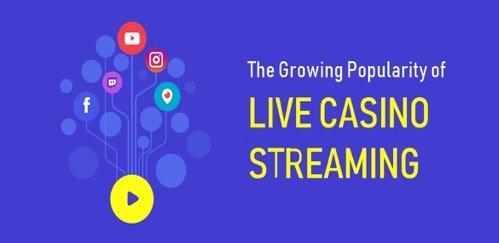Live Gambling Sites