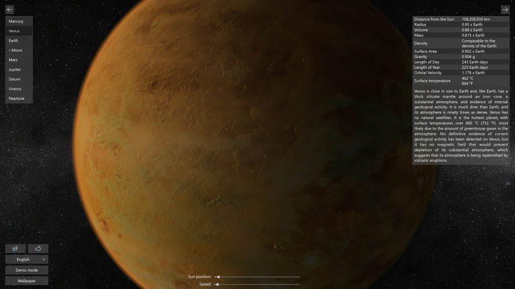 Planetarium-Venus